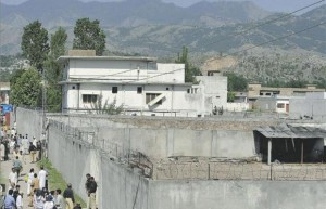 bin laden compound