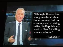 Bill Maher on Sandra Fluke