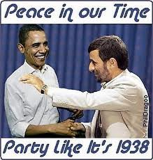 Obama and Ahmedinejad