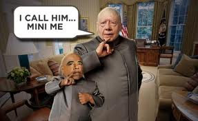 Barack & Jimmy 2
