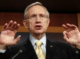 harry reid taxes